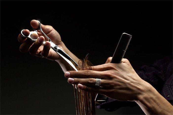 Ladies Cutting
